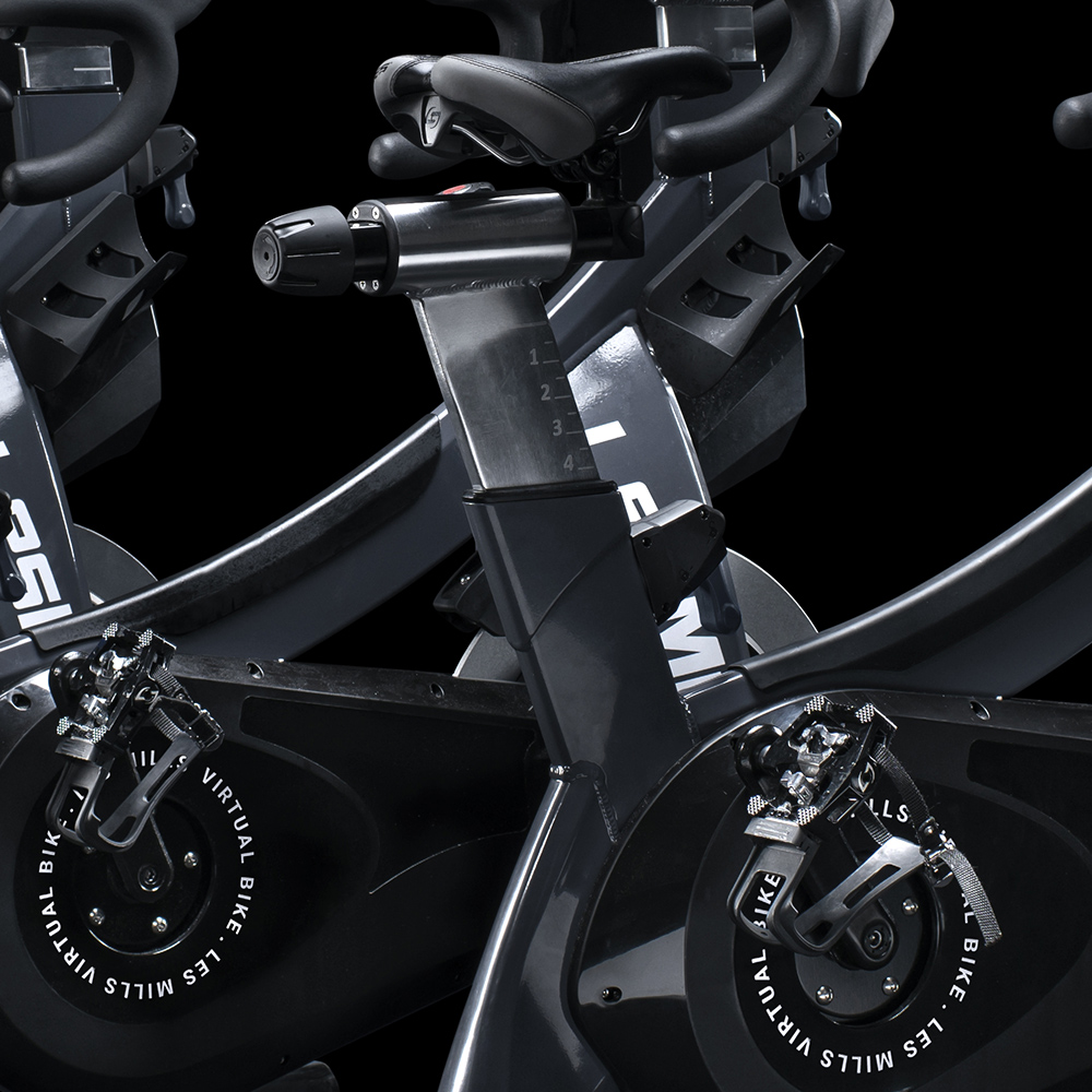 Virtual Bike LES MILLS e STAGES