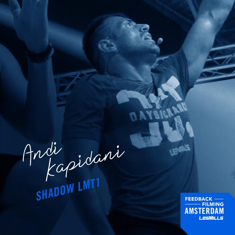 Andi Kapidani - La mia storia