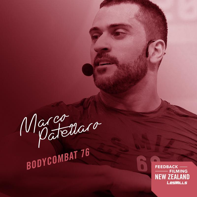 Marco Patellaro - La mia storia