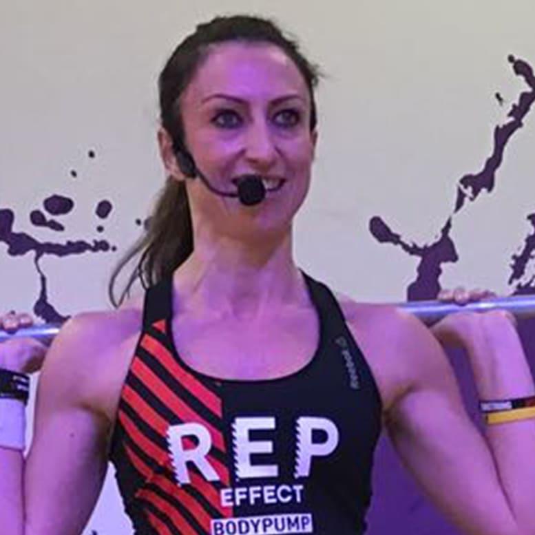 Fabiana Raganato - Trainer Junior Les Mills