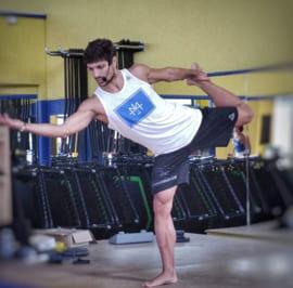 Francesco Barattieri Trainer Les Mills