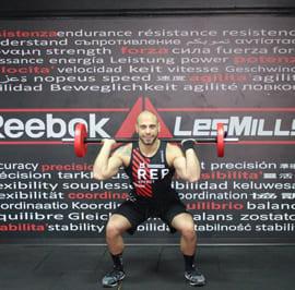 Gianluca Ler - Trainer Les Mills