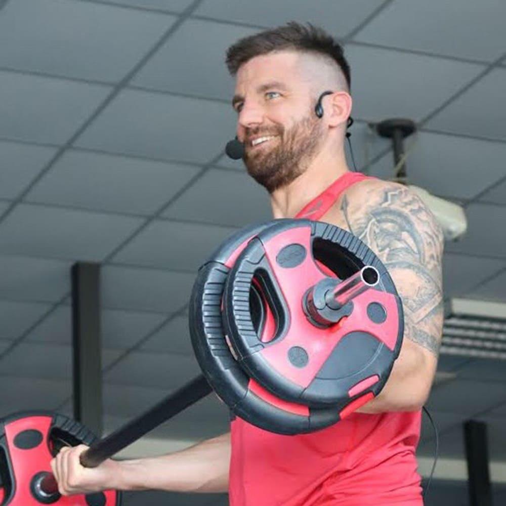 Luca Girardin - Trainer Junior Les Mills