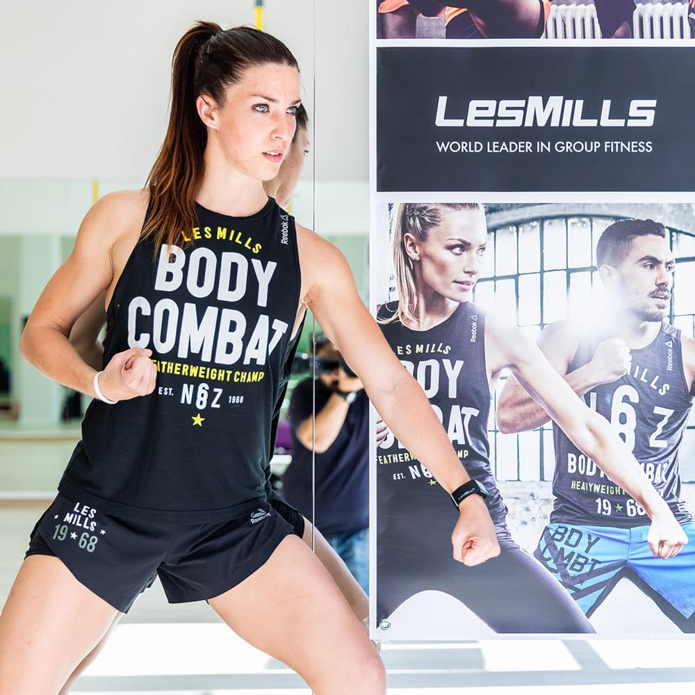 Sara Del Prete - Trainer Junior Les Mills