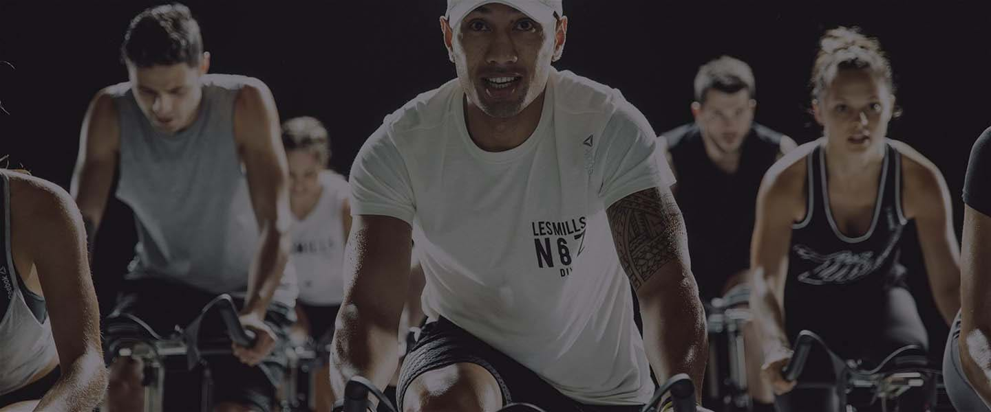 LES MILLS SPRINT IN VIDEO